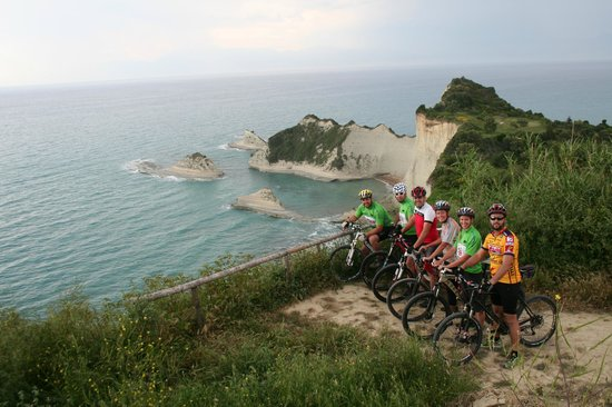 S-Bikes Cycle Corfu