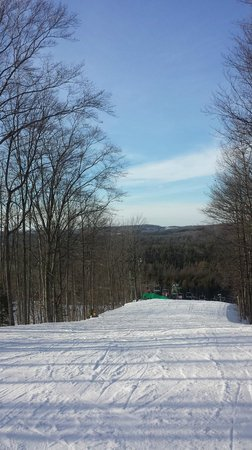 Treetops Resort: Treetops Skiing. Very fun
