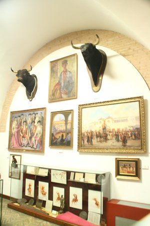 Plaza de Toros de la Maestranza: museo