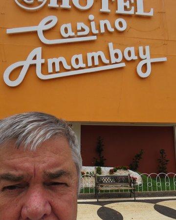Pedro Juan Caballero, Paraguay: Frente do casino