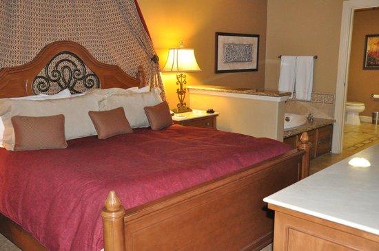 Vino Bello Resort : Master Bedroom