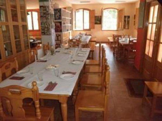 Lorcha, Spania: Comedor