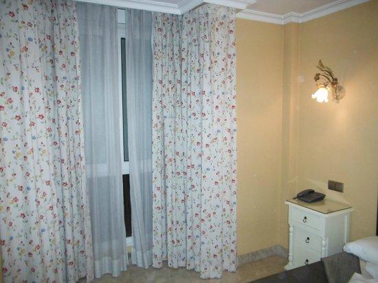 Caballero Errante Hotel: habitacion