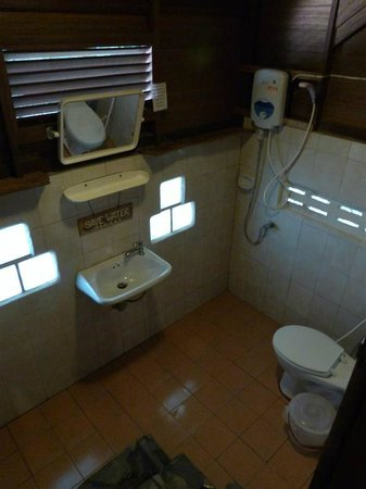 Sabai Corner Bungalows : Bungalow n.11 - bathroom
