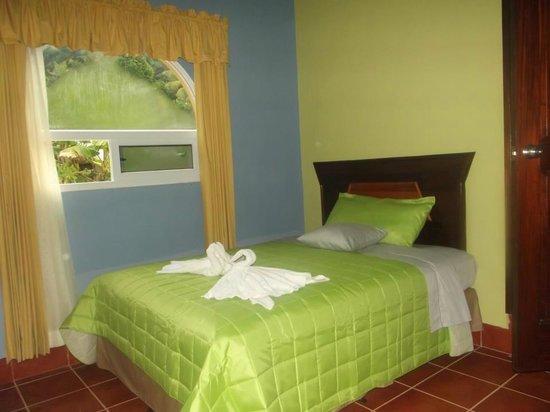 Ribiera del Lago Petén Itza: Habitación Doble