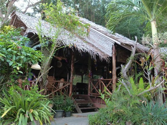 Sabai Corner Bungalows: Restaurant