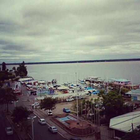 Costanera Hotel & Resort: Hermosa vista