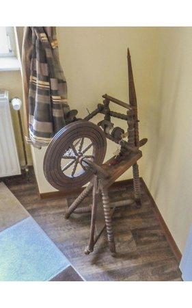 Ravene: Das alte Spinnrad