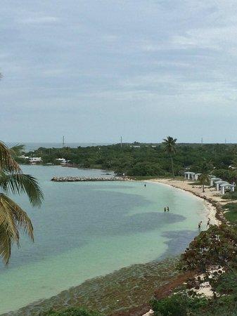 Bahia Honda State Park and Beach: Bay side