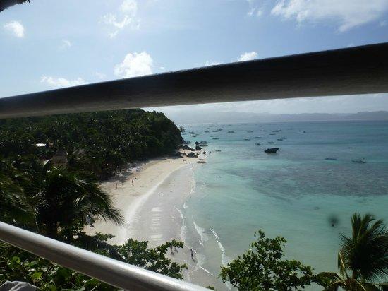 Nami Resort: balcony view