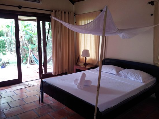 Thanh Kieu Beach Resort : chambre