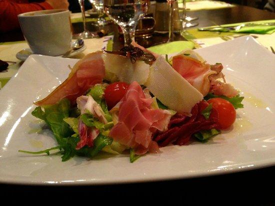 Cucina Casa Elfi: In salata parma