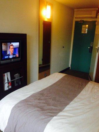 Ibis London Stratford: Bedroom