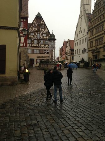 Old Town: Rothenburg ob der Tauber