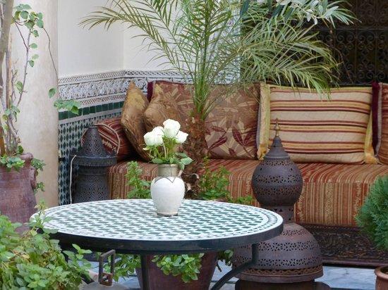 RIad Al Loune : un angolo appartato