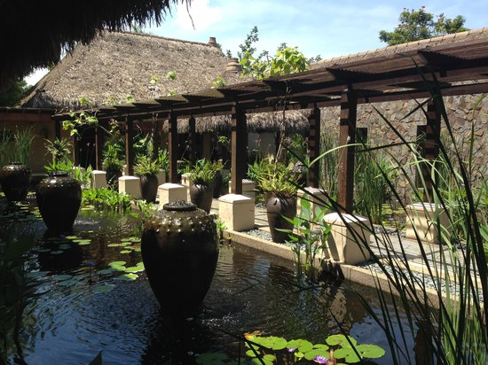 The Banjaran Hotsprings Retreat: entrada