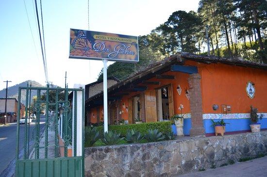 Plaza Don Gabino Hotel : Hotel Don Gabino