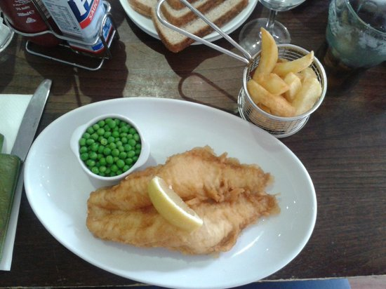 The Tailend Restaurant and Fish Bar: Fish & Chips
