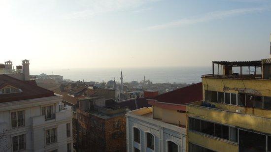 Innova Sultanahmet Istanbul: Balcony view