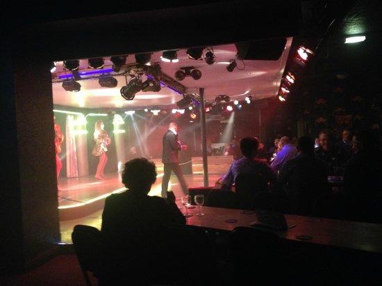 Viking Hotel: Night entertainment room.. really good....