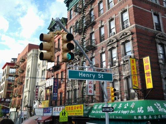 City Sightseeing New York Hop On - Hop Off : Tomada desde el bus rojo