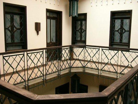 Riad Slitine: Eingang zum Zimmer Tanger
