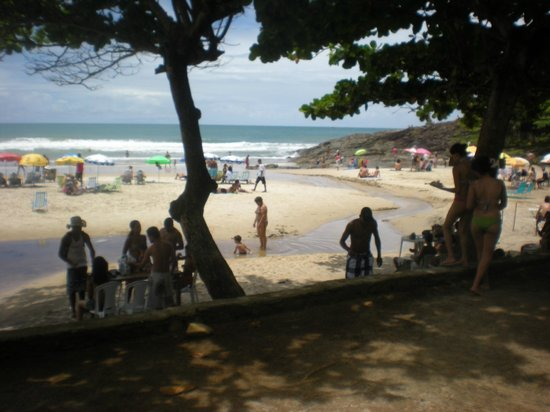Praia da Tiririca: Vista da Praia