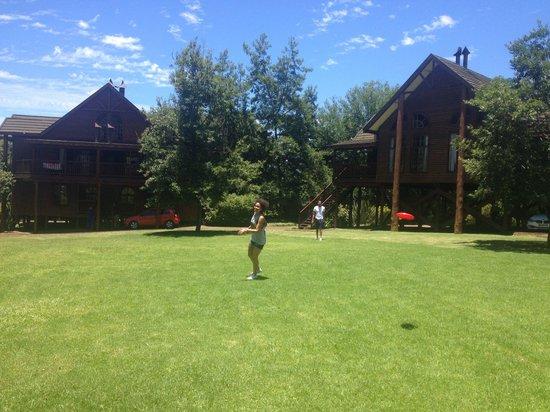Lone Creek River Lodge: Fun in the sun