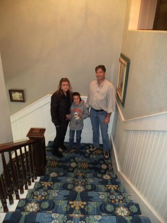 The Historic Hotel Leger: The Family