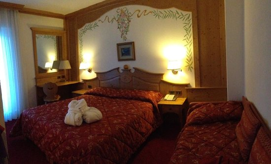 Hotel Nordik: camera