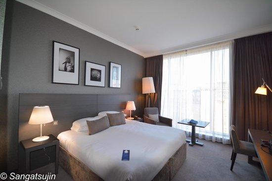 Radisson Blu Hotel, Glasgow: Zimmer