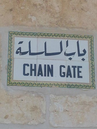 Chain Gate Hostel: hostel