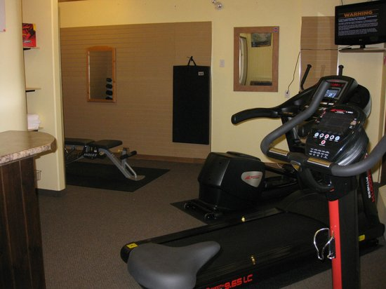 Sun Peaks Lodge: Gym