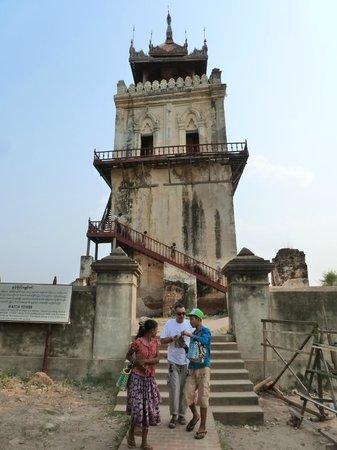 Nanmyin Watch Tower: vendedores
