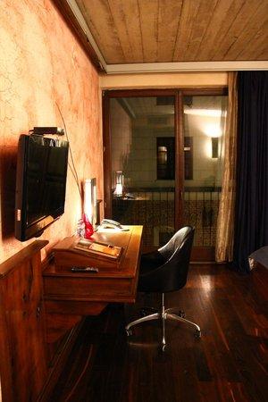 Hotel Stary: Vista quarto double room