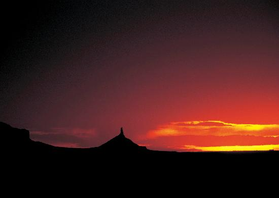 Nebraska: Towering to the heavens is how one pioneer described Chimney Rock, the most recognized landmark