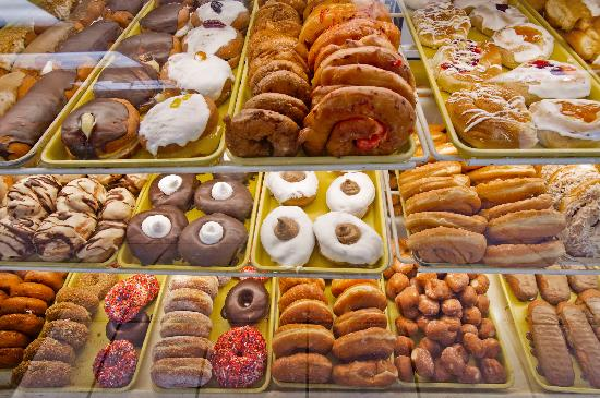 Nebraska: Sehnert's Bakery in McCook can satisfy any sweet tooth.