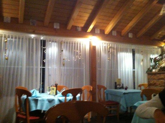 Trattoria Bernina: Sala ristorante
