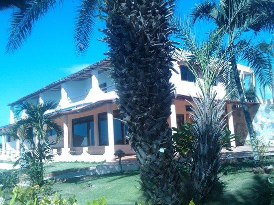 Hotel Atti: Vista de la entrada