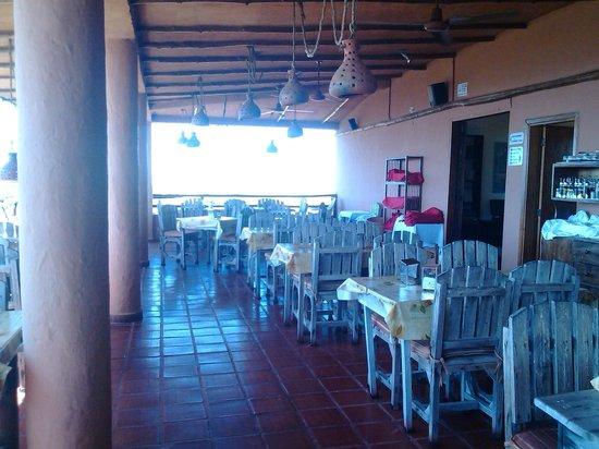 Hotel Atti: Comedor