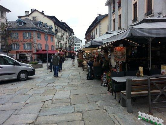 La Fattoria di Roven: Day trip to Chamonix