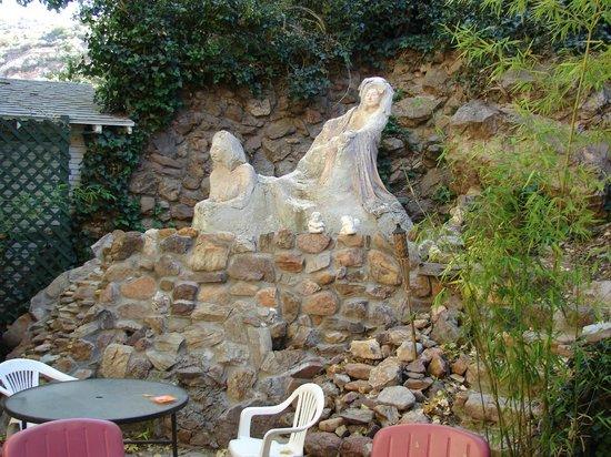The Inn at Castle Rock: Patio