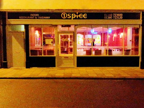 1 Spice: Exclusive Indian in Wiltshire