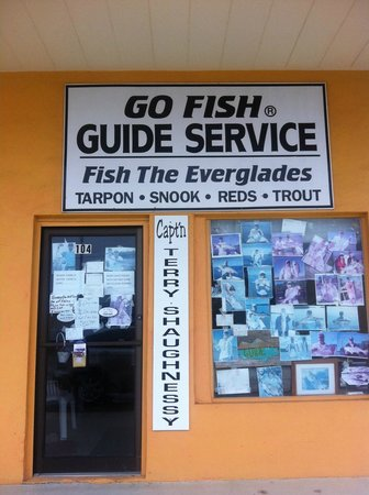 Go Fish Guides