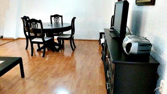 Grupo Kings Suites - Alcazar de Toledo: comedor suite 2 rec