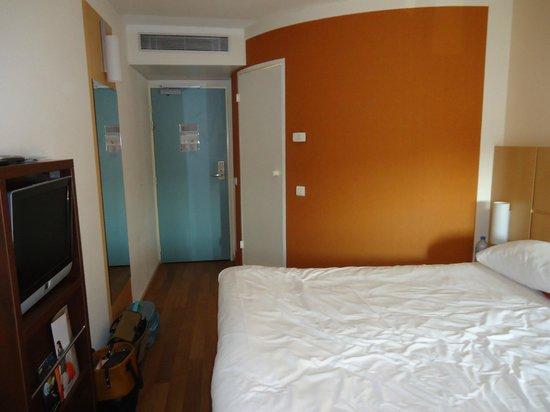 Ibis Dijon Centre Clemenceau: chambre