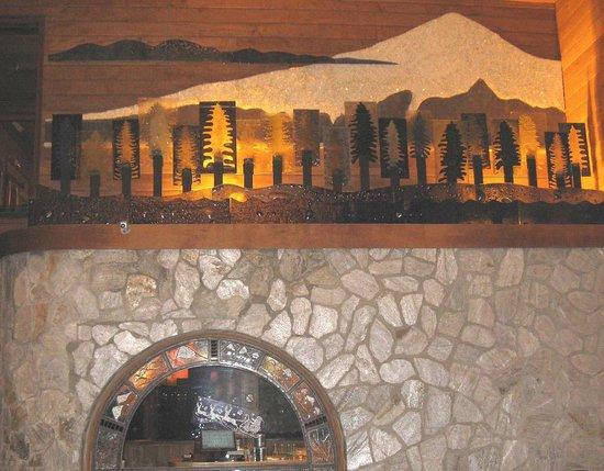 Hotel Cabana del Lago: Hall acceso
