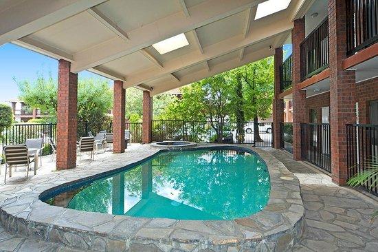 Comfort Inn & Suites Sombrero: Pool Area