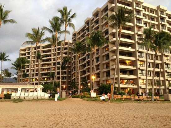Kaanapali Alii: Taken from the beach