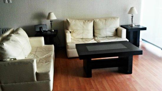 Grupo Kings Suites - Platon No 436: 1 habitacion sala